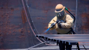 Система окраски и отделки мостов из металла
